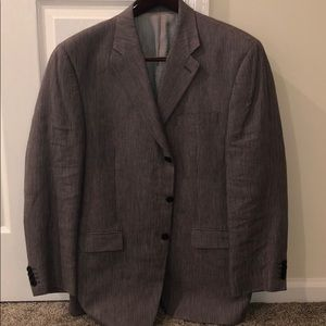 Michael Kohrs suit jacket sz 41R